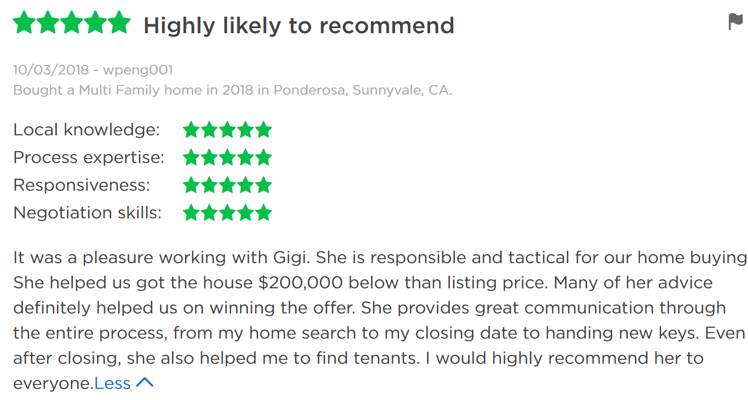 Sunnyvale review